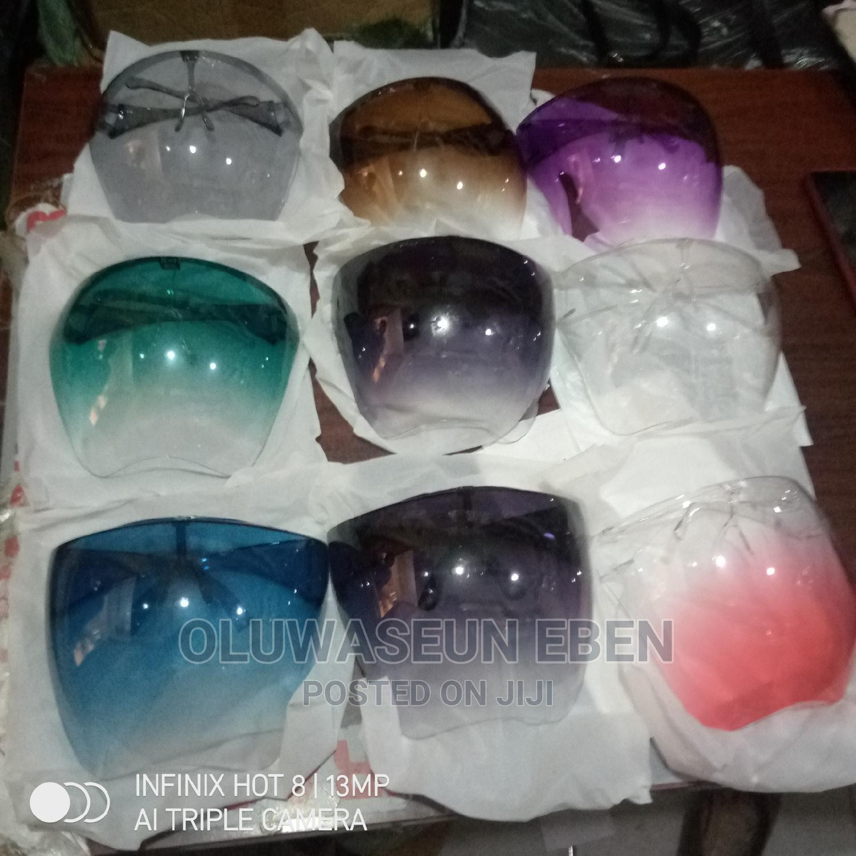 Archive: Bubble Face Shield