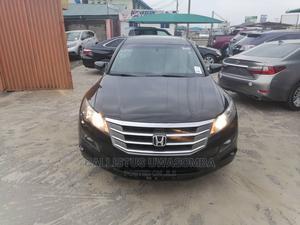 Honda Accord CrossTour 2010 EX-L AWD Black | Cars for sale in Lagos State, Ajah