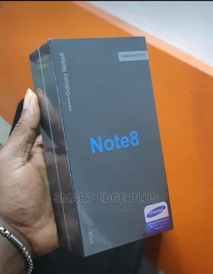 New Samsung Galaxy Note 8 64 GB Blue   Mobile Phones for sale in Lagos State, Ikeja