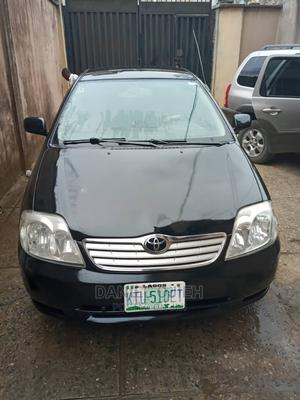 Toyota Corolla 2004 LE Black | Cars for sale in Lagos State, Surulere