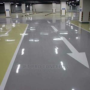 Warehouse Epoxy Flooring   Wedding Venues & Services for sale in Lagos State, Lekki