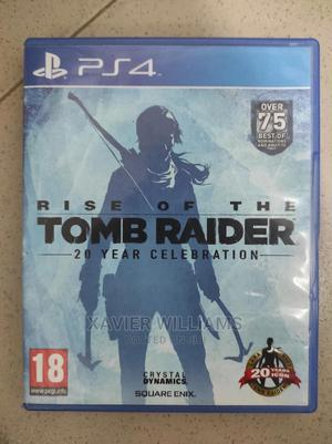 Rise of the Tomb Raider   Video Games for sale in Cross River State, Calabar