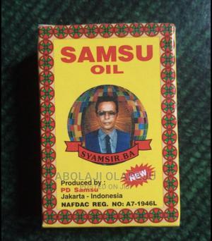 Original Samsu Oil   Sexual Wellness for sale in Lagos State, Lagos Island (Eko)