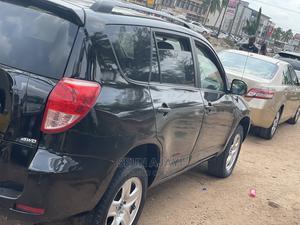 Toyota RAV4 2007 V6 4x4 Black | Cars for sale in Oyo State, Ibadan