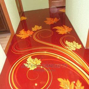 Customised 3D Epoxy Flooring   Wedding Venues & Services for sale in Lagos State, Lekki