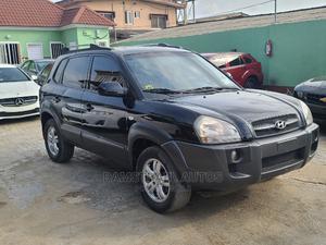 Hyundai Tucson 2007 Black   Cars for sale in Lagos State, Ikeja