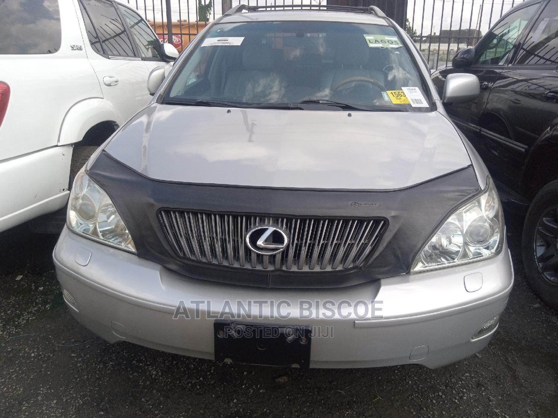Lexus RX 2005 Gray