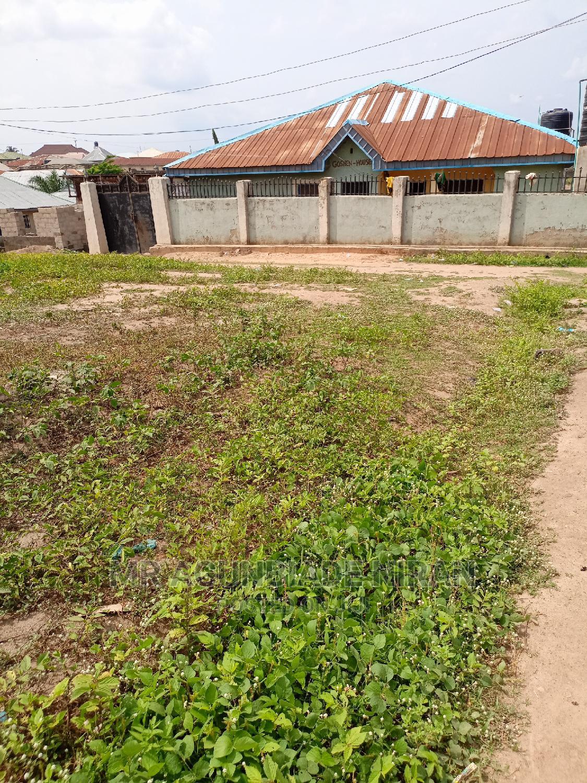 430 SQM Plot of Land at Alakia of Adegbayi. Iyana Agbala