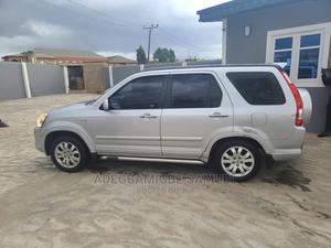 Honda CR-V 2006 Silver   Cars for sale in Lagos State, Ikeja
