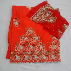 Luxurious Beaded Bedazzled Indian George With Blouse | Clothing for sale in Abuja (FCT) State, Kubwa