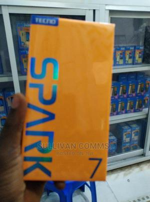 New Tecno Spark 7 64 GB Green | Mobile Phones for sale in Lagos State, Ikeja