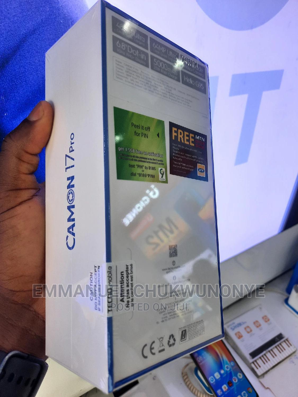 Archive: New Tecno Camon 17 Pro 256 GB Black