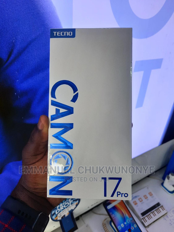 Archive: New Tecno Camon 17 Pro 256 GB Green