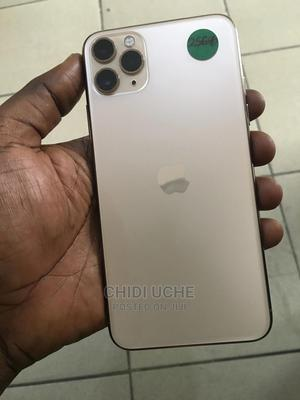 Apple iPhone 11 Pro Max 256 GB Gold   Mobile Phones for sale in Abuja (FCT) State, Wuse 2