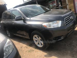 Toyota Highlander 2010 SE Gray | Cars for sale in Ekiti State, Ado Ekiti