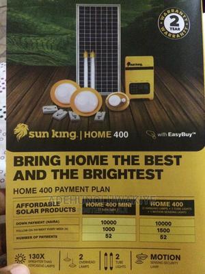 Sunking Home 400 Solar Powered Light   Solar Energy for sale in Kaduna State, Kaduna / Kaduna State