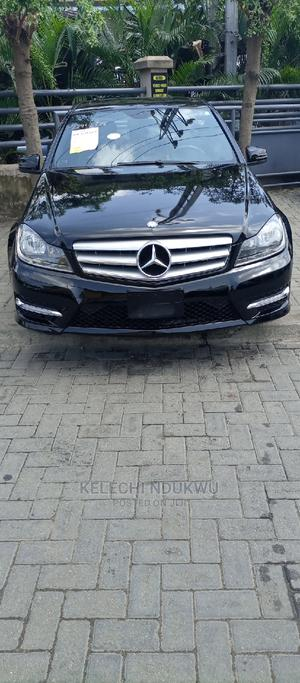 Mercedes-Benz C300 2012 Black | Cars for sale in Lagos State, Apapa