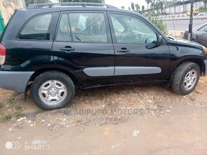 Toyota RAV4 2003 Automatic Black | Cars for sale in Lagos State, Alimosho
