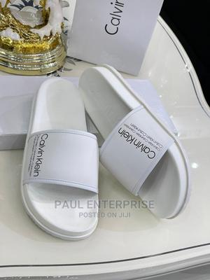 Beautiful High Quality Men'S Classic Designers Slippers   Shoes for sale in Abuja (FCT) State, Kubwa