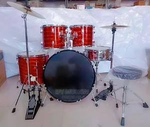 Yamaha Drum Set Wy2000 | Musical Instruments & Gear for sale in Lagos State, Ojo