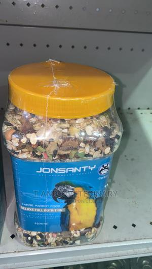 Parrot Food for Large Birds 1.8kg | Pet's Accessories for sale in Lagos State, Agege