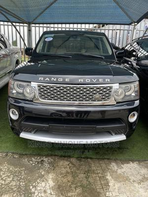 Land Rover Range Rover Sport 2011 Black | Cars for sale in Lagos State, Abule Egba