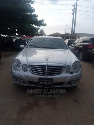Mercedes-Benz E350 2007 Silver | Cars for sale in Lagos State, Alimosho