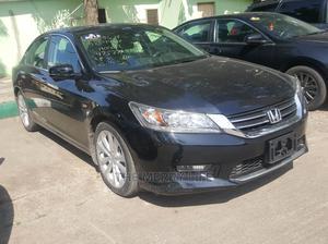 Honda Accord 2015 Black   Cars for sale in Lagos State, Lagos Island (Eko)