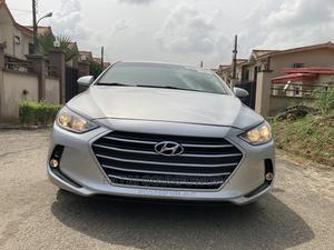Hyundai Elantra 2017 Silver | Cars for sale in Lagos State, Kosofe