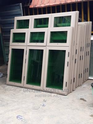 Aluminum Casment And EBM Wimdow | Windows for sale in Lagos State, Lekki