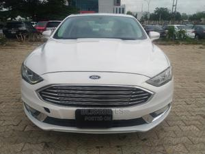 Ford Fusion 2018 SE AWD White | Cars for sale in Abuja (FCT) State, Central Business District