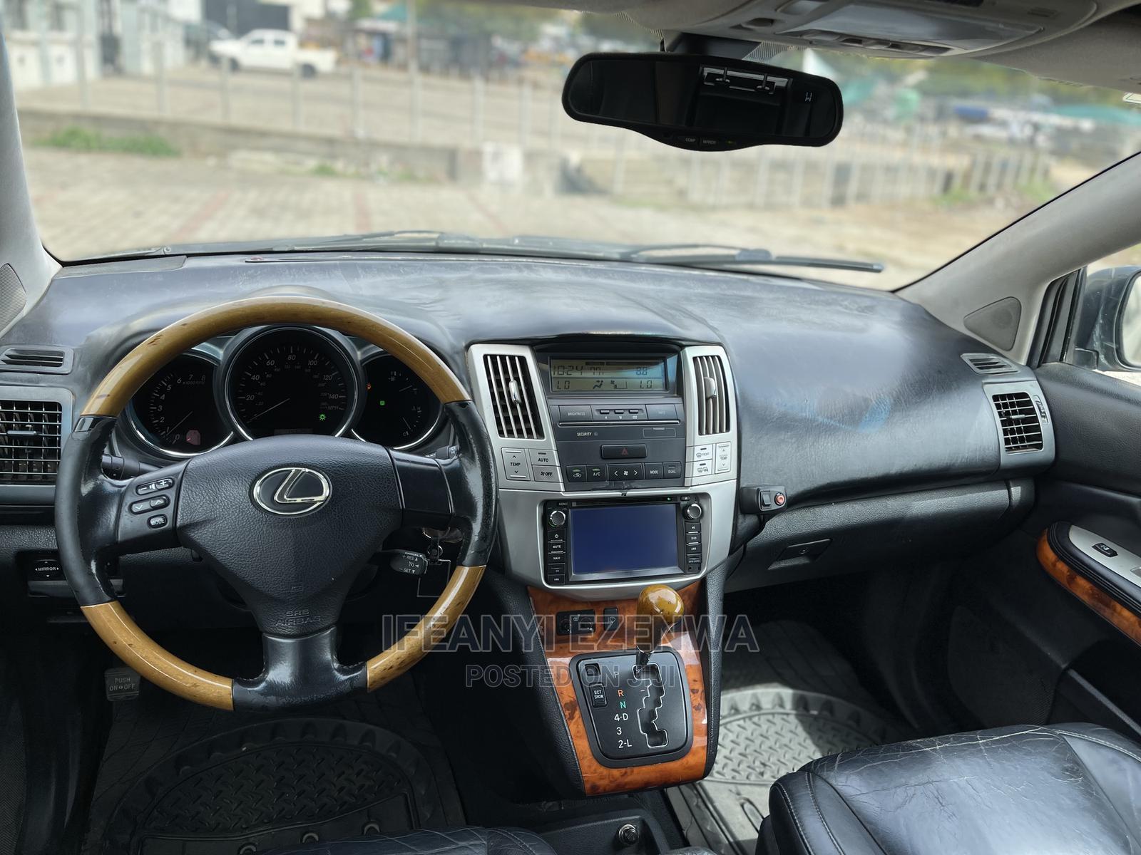 Archive: Lexus RX 2005 Gray