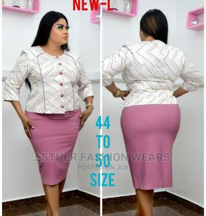 Quality Turkey Female Skirt and Top Available | Clothing for sale in Lagos State, Ikeja