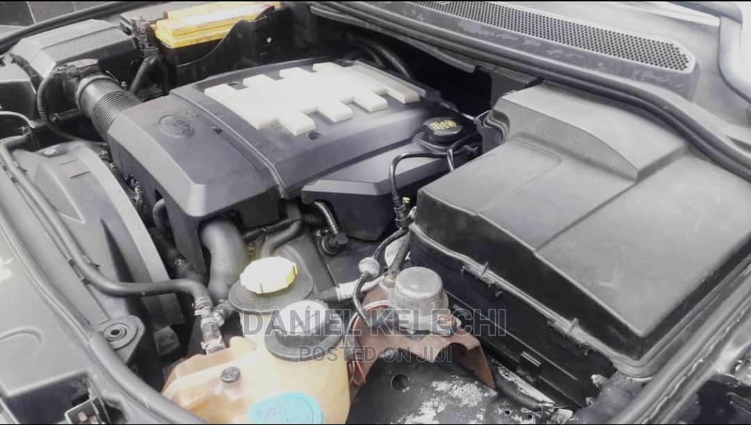 Archive: Land Rover Range Rover Sport 2009 Black