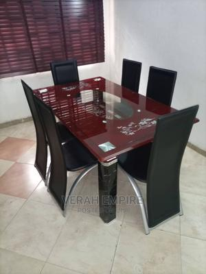 Glass Dinning Table | Furniture for sale in Lagos State, Amuwo-Odofin