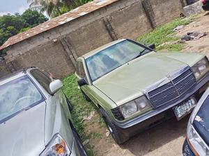 Mercedes-Benz 190E 1996 Green | Cars for sale in Kaduna State, Kaduna / Kaduna State