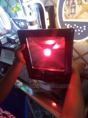Red Color Flood Light   Home Accessories for sale in Abuja (FCT) State, Dei-Dei