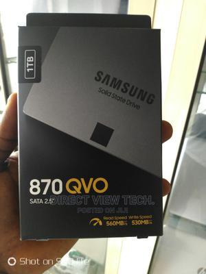 1tb Samsung Ssd 870 Qvo Sata   Computer Hardware for sale in Lagos State, Ikeja