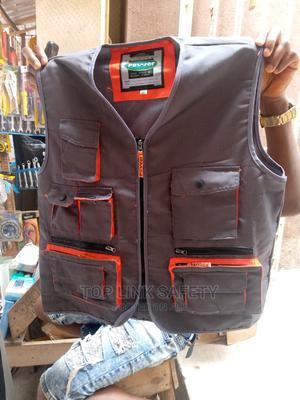 Media Jacket or Cameraman Jacket   Safetywear & Equipment for sale in Lagos State, Lagos Island (Eko)