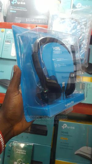 Logitech H390 Headset | Headphones for sale in Lagos State, Ikeja