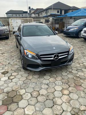 Mercedes-Benz C300 2017 Gray | Cars for sale in Lagos State, Lekki