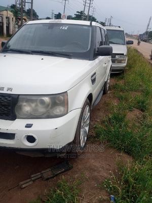 Land Rover Range Rover 2007 White | Cars for sale in Lagos State, Ikorodu