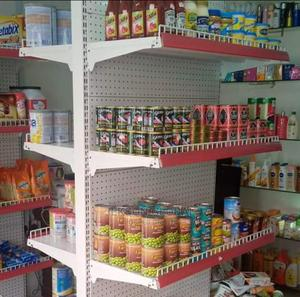 Supermarket Shelf Double | Store Equipment for sale in Lagos State, Ikeja