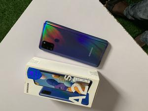 Samsung Galaxy A21s 64 GB Blue | Mobile Phones for sale in Oyo State, Ibadan