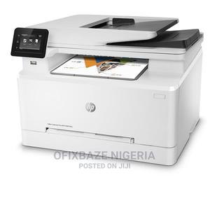 HP Laserjet Pro M281fdw All in One Wireless Color Laser Prin   Printers & Scanners for sale in Lagos State, Lagos Island (Eko)