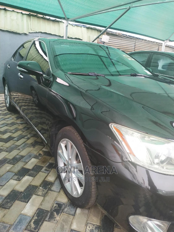 Lexus ES 2011 350 Black   Cars for sale in Isolo, Lagos State, Nigeria