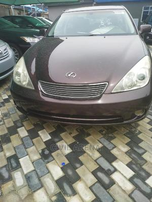 Lexus ES 2005 330 Brown | Cars for sale in Lagos State, Isolo