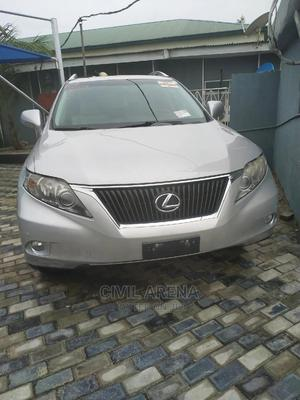 Lexus RX 2010 Silver | Cars for sale in Lagos State, Isolo