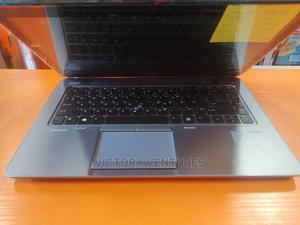 Laptop HP EliteBook 840 G4 4GB Intel Core I5 HDD 320GB   Laptops & Computers for sale in Lagos State, Surulere