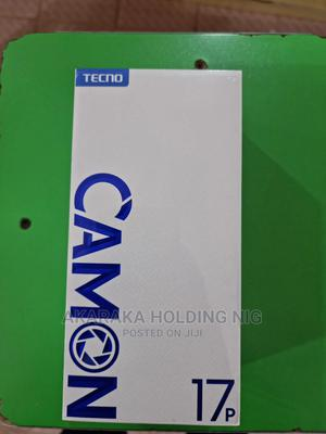 New Tecno Camon 17P 128 GB Gray | Mobile Phones for sale in Kaduna State, Kaduna / Kaduna State